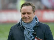 Horst Heldt wird am Rhein als neuer Geschäftsführer gehandelt