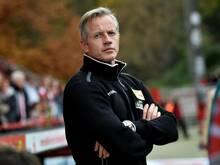 Jens Keller wurde vom Vorgehen des Vereins überrascht