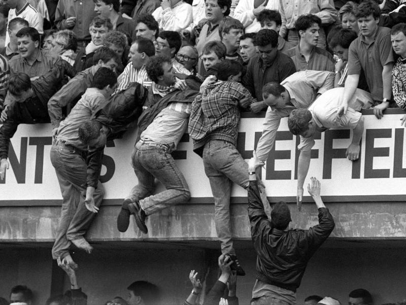Vor 25 Jahren starben 96 Liverpool-Fans bei der größten Katastrophe des englischen Fußballs