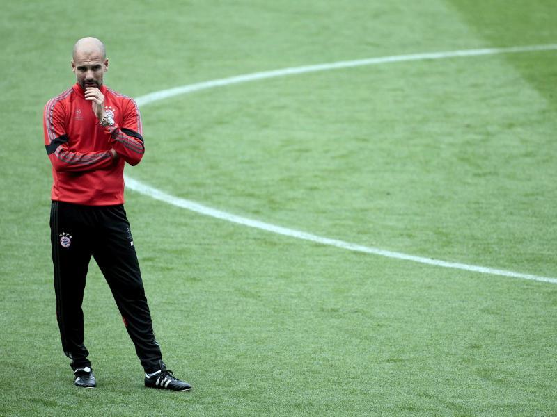 Pep Guardiola feierte mit Barcelona seine größten Erfolge