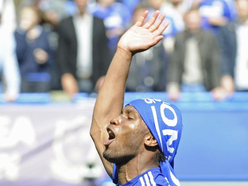 Die Zeit von Didier Drogba bei Chelsea ist abgelaufen