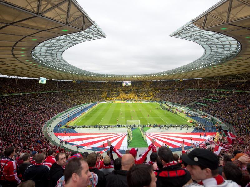 Noch zweimal steht das Olympiastadion in Berlin vor der Sommerpause im Fokus