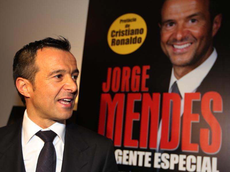 Jorge Mendes ist einer der erfolgreichsten Spielervermittler