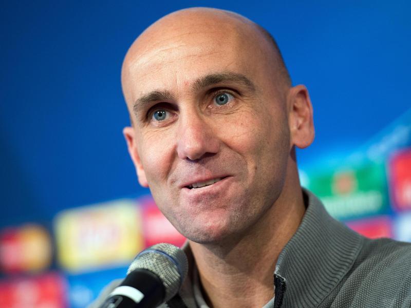 Gladbachs Interimstrainer Andre Schubert verspricht Festtage für sein Team in der Champions League - urn-newsml-dpa-com-20090101-150929-99-12354_large_4_3