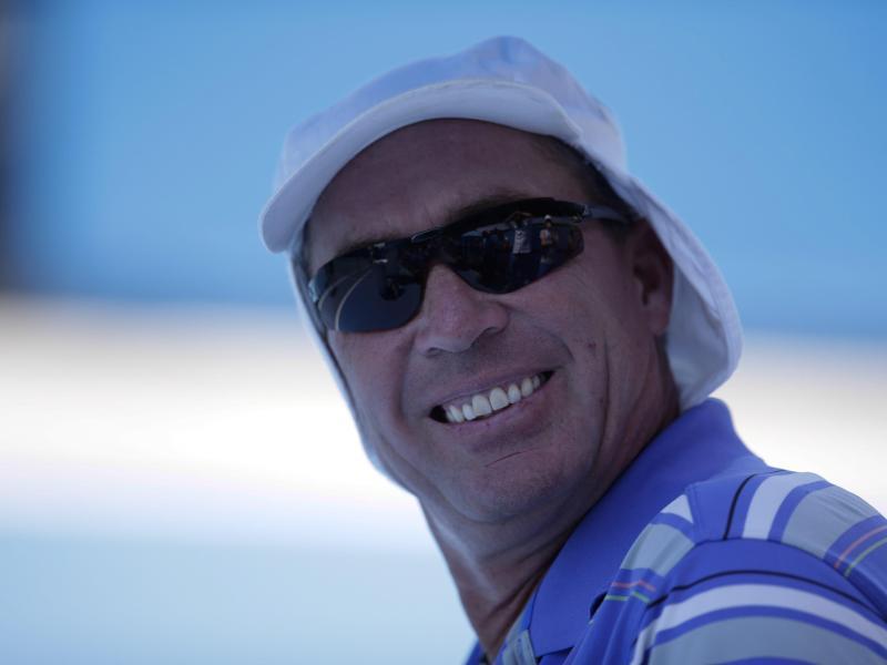 Ivan Lendl soll mit den hoffnungsvollsten US-Nachwuchstalenten zusammenzuarbeiten. Foto: Narendra Shrestha