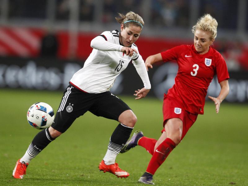 Keine Tore zwischen Deutschland und England in Duisburg