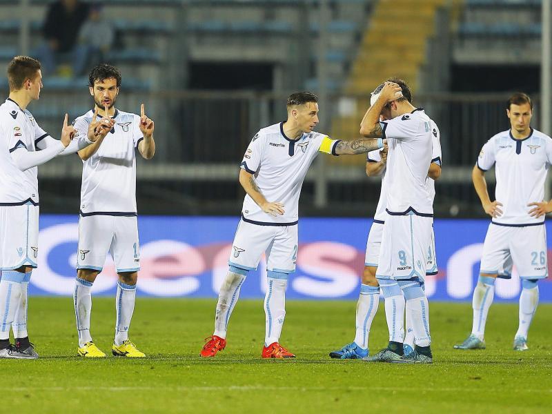 Lazio unterlag Empoli