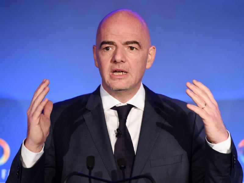 Südsudan wolle bei der FIFA-PRäsidentwahl für Gianni Infantino stimmen