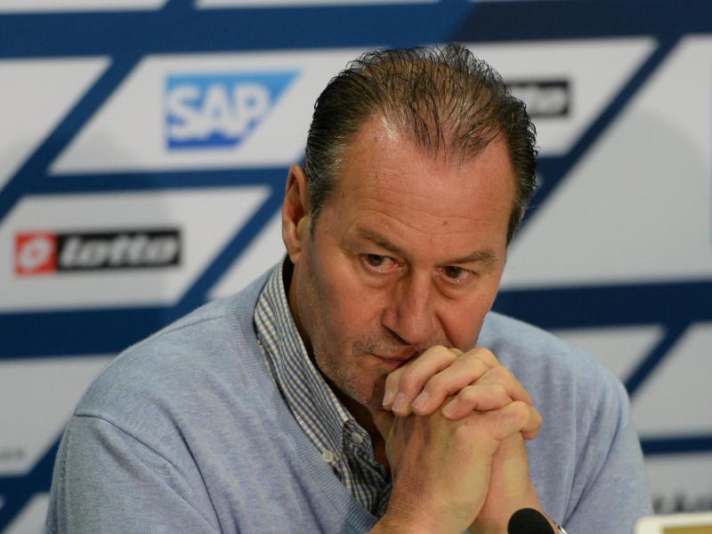 Huub Stevens wird der Bundesliga fehlen