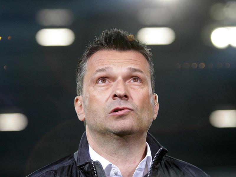 Noch ist Christian Heidel der Manager vom FSV Mainz 05
