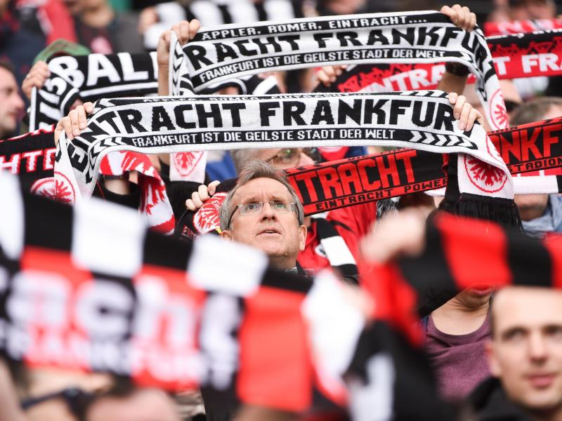 Das Aufenthaltsverbot für Fans von Eintracht Frankfurt in Darmstadt wurde vom Gericht gekippt