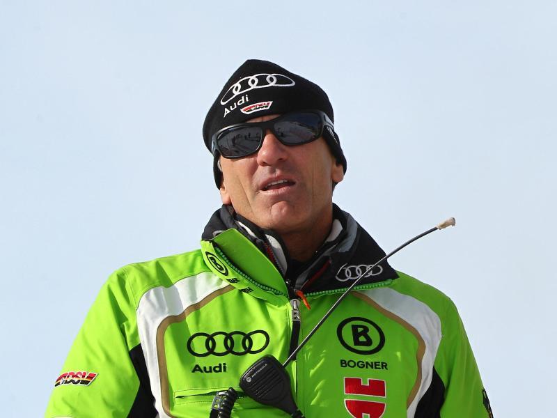 Alpindirektor Wolfgang Maier ist für die DSV-Athleten verantwortlich