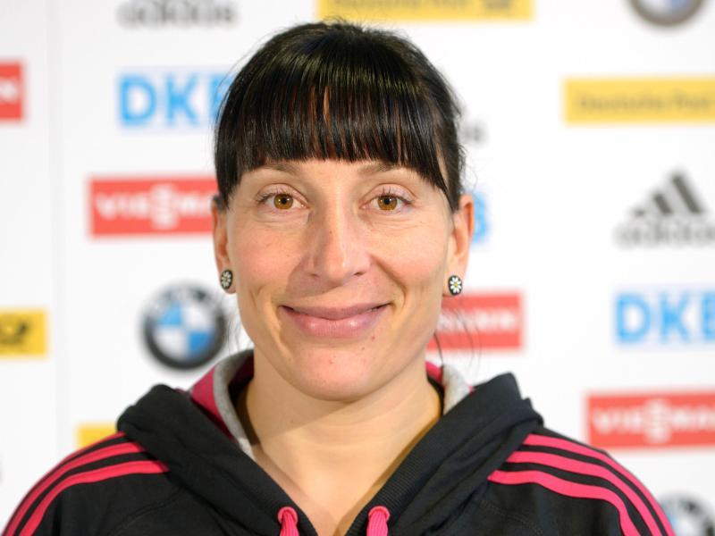 Anja Schneiderheinze beendet ihre Karriere als aktive Bob-Sportlerin
