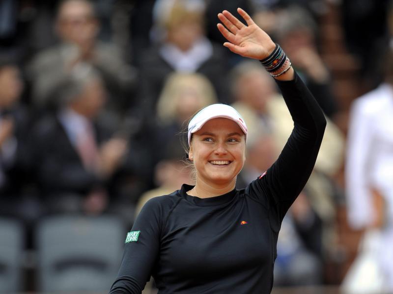 Die Russin Nadia Petrova hört auf