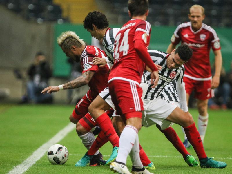 Frankfurt erwartet ein kampfbetontes Spiel gegen Ingolstadt