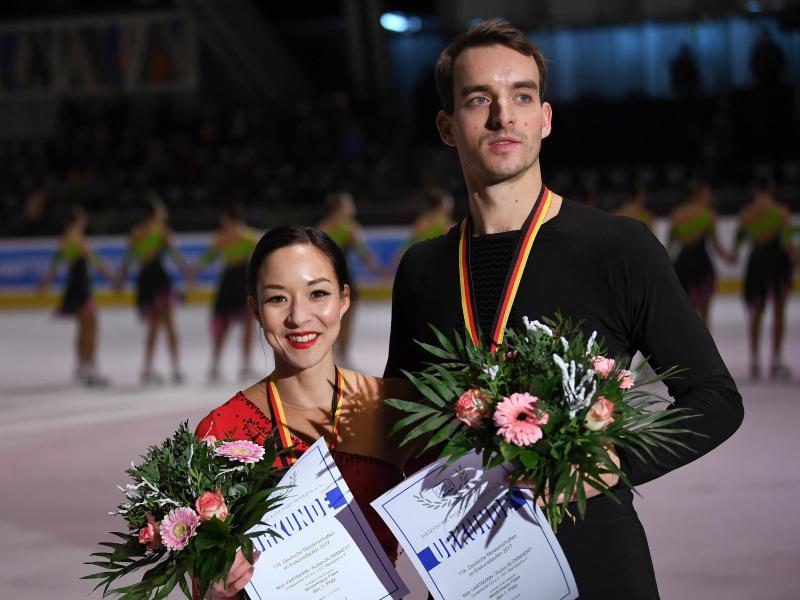 Mari Vartmann und Ruben Blommaert machen mit neuen Partnern weiter