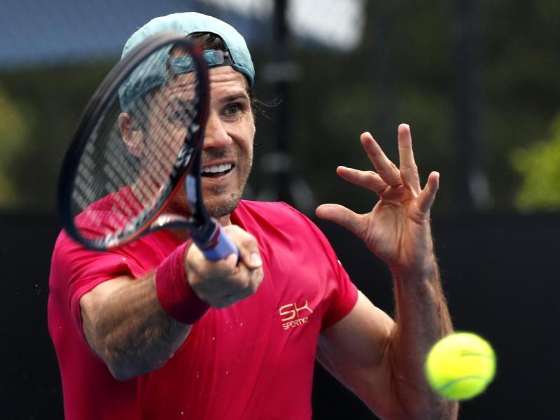 Tommy Haas denkt über einen Start beim ATP-Turnier in Miami nach