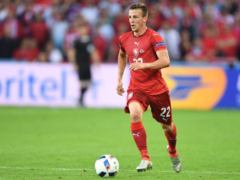Vladimir Darida traf gegen San Marino doppelt
