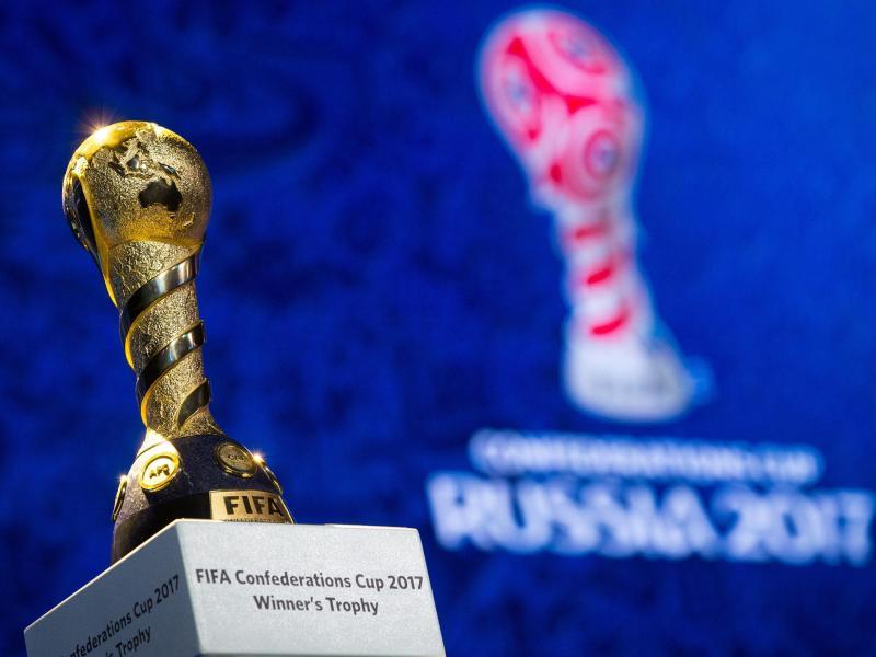 Tickets für den Confed-Cup werden zum Ladenhüter
