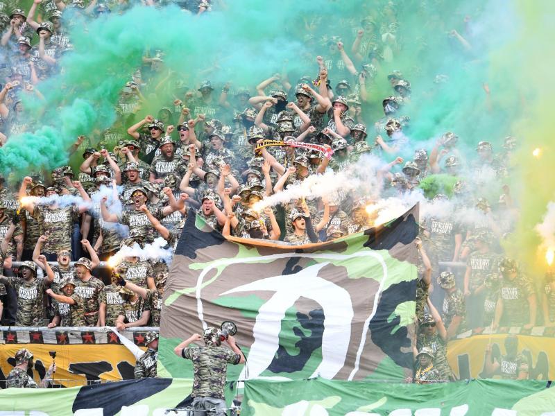 Dynamo Dresden ergreift drastische Maßnahmen gegen eigene Anhänger