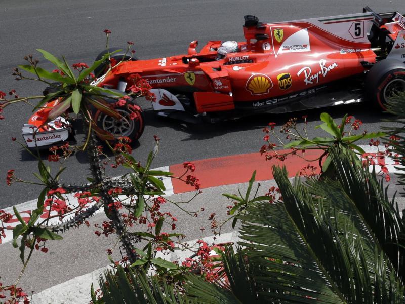 Formel 1: Vettel siegt in Monaco - Hamilton Siebter
