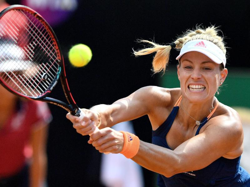 Kerber wieder fit - Deutsche will in Paris