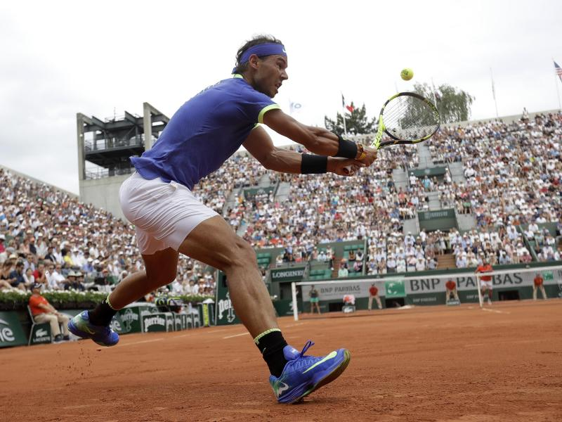 French-Open-Champion Nadal: Federers Spielpause
