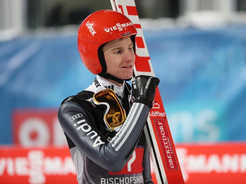 Karl Geiger wurde Dritter beim Sommer-Grand-Prix im polnischen Wisla