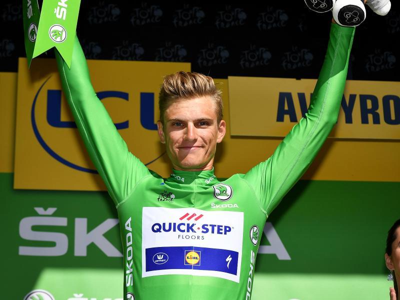 Matthews gewinnt 16. Tour-Etappe - Froome weiter in Gelb
