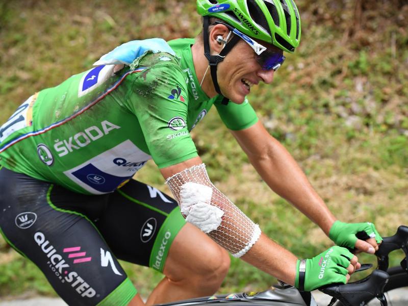 Marcel Kittel gibt bei Tour de France auf