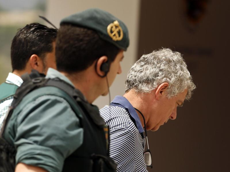 Ángel María Villar Llona ist nach seiner Suspendierung als UEFA-Vizepräsident zurückgetreten