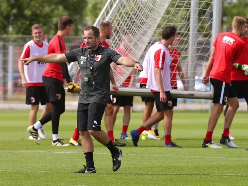 Manuel Baum streicht fünf Spieler für das Trainingslager in England