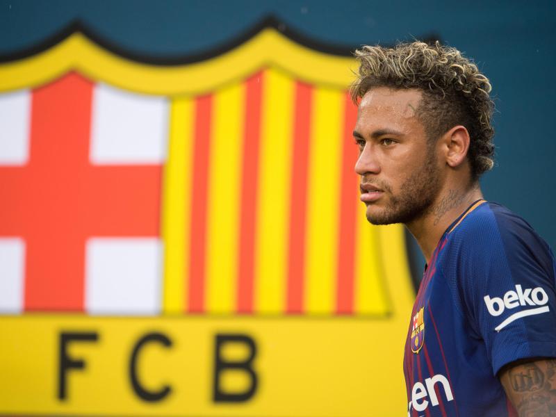 Neymar im ersten Spiel noch nicht im Einsatz
