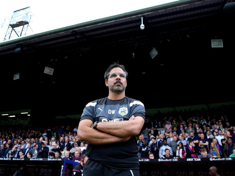 David Wagner erlebte mit Huddersfield Town ein erfolgreiches Premier-League-Debüt. Foto: Scott Heavey