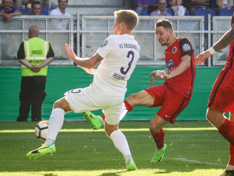 Wehen Wiesbaden peilt Pokal-Weiterkommen an