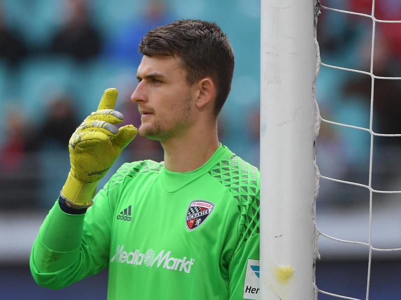 Ingolstadts Torhüter Martin Hansen geht auf Leihbasis zum SC Heerenveen