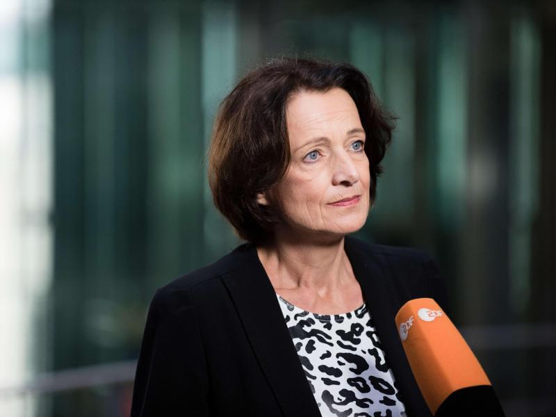 Hält die Türkei als Austragungsort von EM-Spielen als ungeeignet: SPD-Politikerin Dagmar Freitag