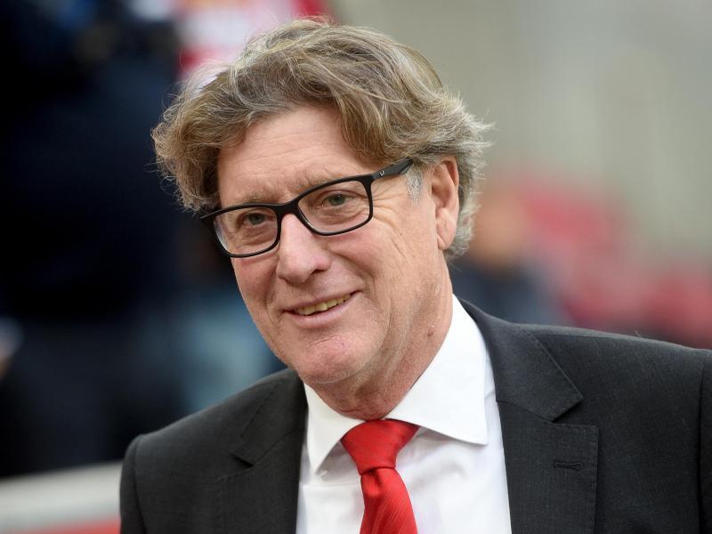 Stützt Peter Stöger den Rücken Toni Schumacher
