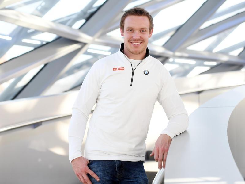 Felix Loch wurde bei den deutschen Meisterschaften in Altenberg nur Dritter
