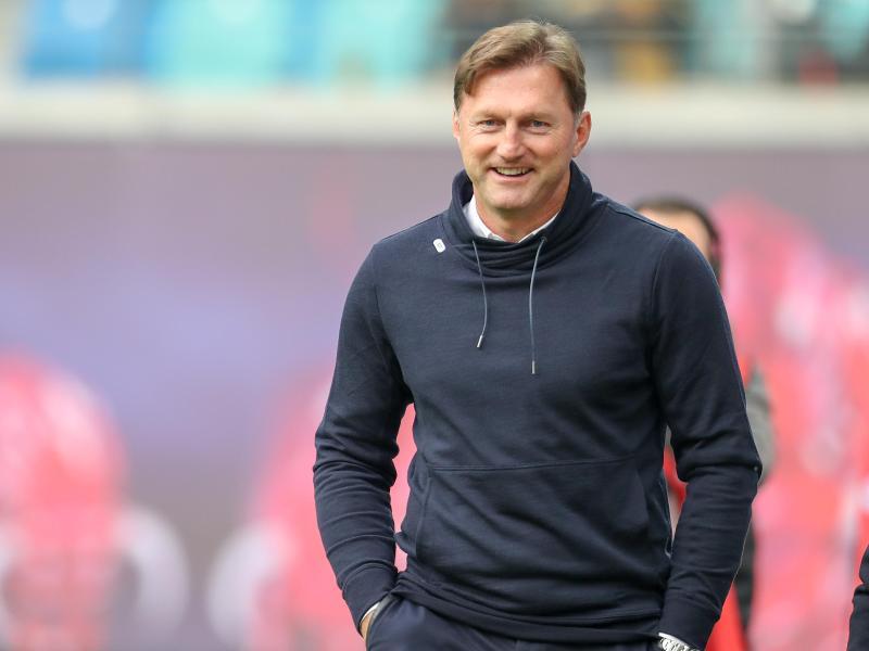 Ralph Hasenhüttl ist mit der Entwicklung seines Teams zufrieden