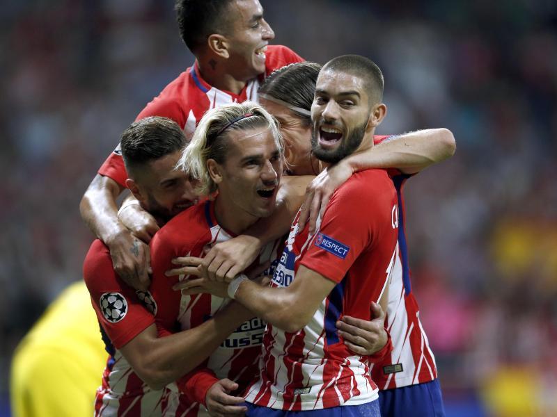 Anteile von Atlético sind einer Investmentgruppe 50 Millionen Euro wert