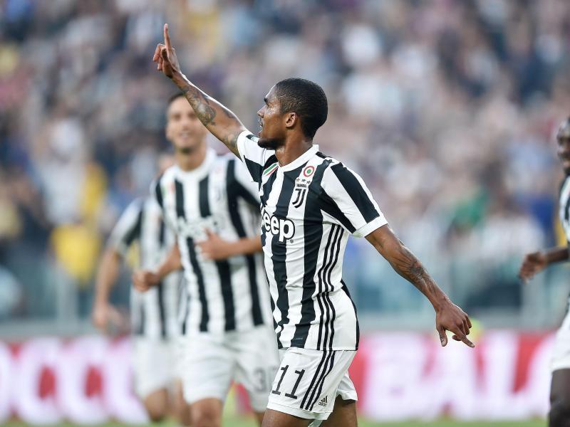 Douglas Costa spielt derzeit schon auf Leihbasis in Turin