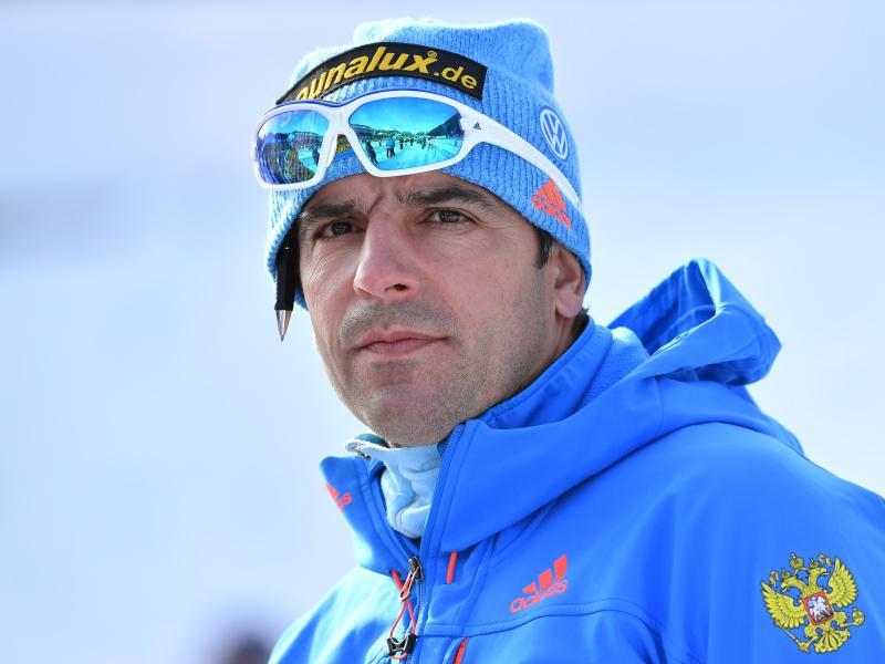 Trainer der russischen Biathleten: Der Deutsche Ricco Groß