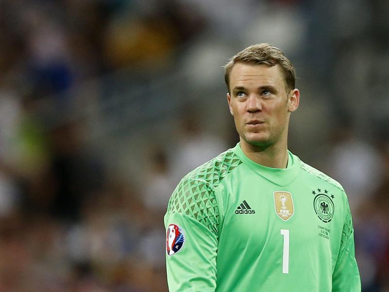 Manuel Neuer glaubt fest an eine Teilnahme bei der WM in Russland