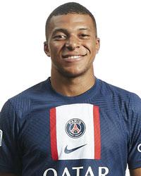 Kylian Mbappé