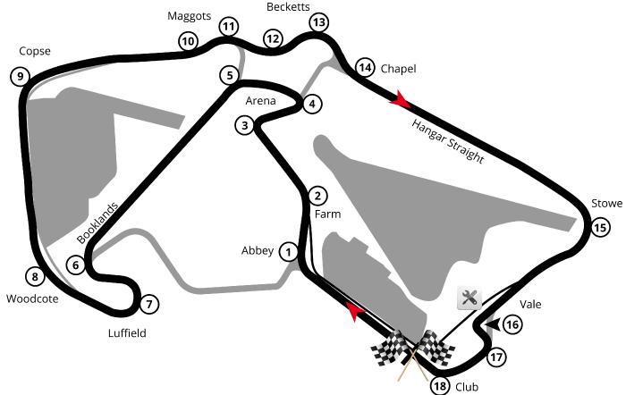 Grand Prix Circuit Silverstone