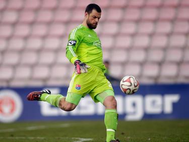 Stefan Marinovic sicherte Neuseeland den Sieg