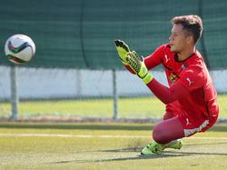 Ivan Lučić ist ein ehemaliger ÖFB-U17, U19 und U21 Schlussmann