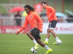 Renato Sanches darf auf ein baldiges Debüt hoffen