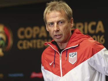 Jürgen Klinsmann wurde als Nationaltrainer der USA entlassen